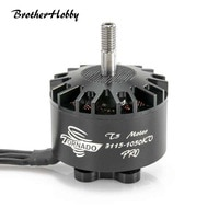 High Power BrotherHobby Tornado T5 Pro 3115 640/900/1050/1200KV 5-6S CW Thread Brushless Motor for RC Drone Quadcopter Motor
