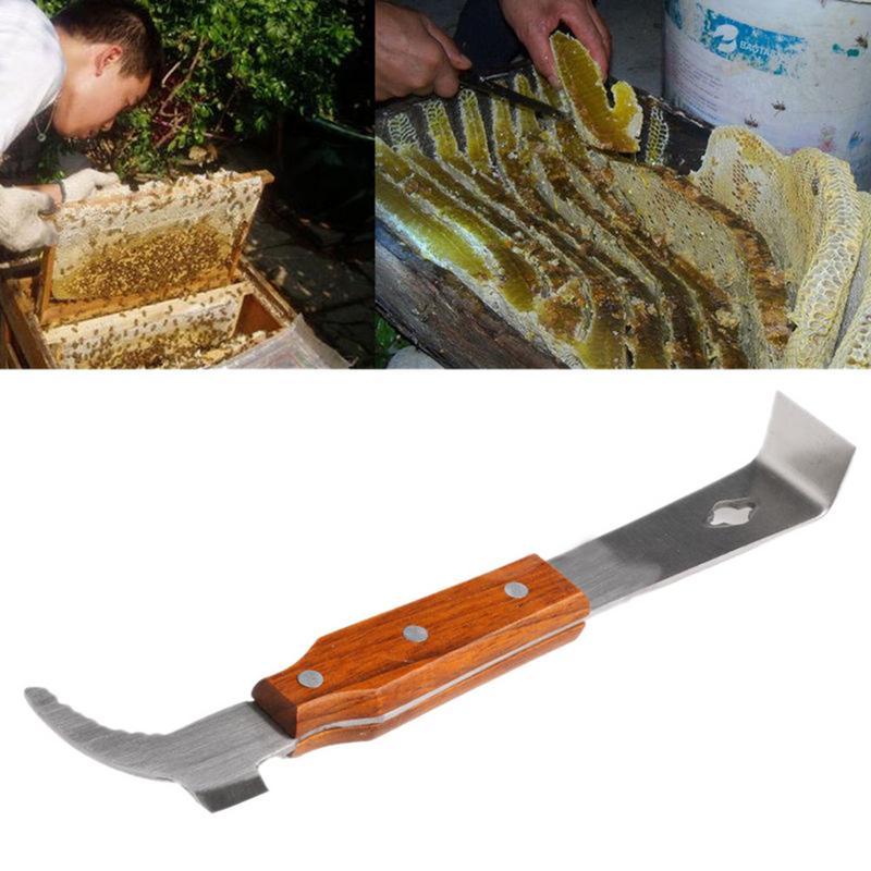 Медоносная пчела скребок для улья оборудование пчеловодства инструмент