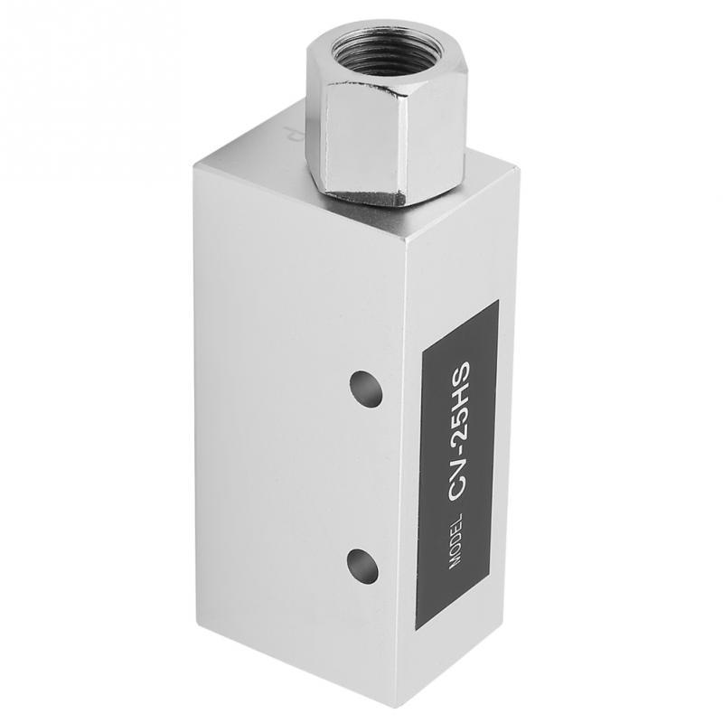 CV-25HS de válvula de generador de vacío de escape de aire neumático eyector herramientas de válvula de generador de vacío