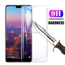 Protective glass for Huawei P20 Pro P10 Plus lite screen protector film huavei tremp P20lite P10lite