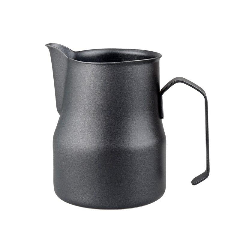 450 мл кувшин для кофе молочный кувшин из нержавеющей стали чашка для эспрессо молочные кружки гирлянда Латте Кувшин кофе инструмент
