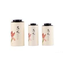 Xin Jia Yi papier pour baume à lèvres   Emballage rond en papier, pour thé cadeau, Tube en papier couvercle en métal offre spéciale