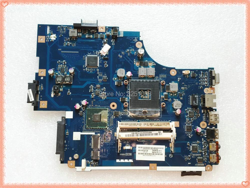 LA-5892P para Gateway NV59C para ACER Aspire 5741 5742 5742G Notebook MBPSV02001 MB.PSV02.001 placa base para portátil NEW70 Pga988a
