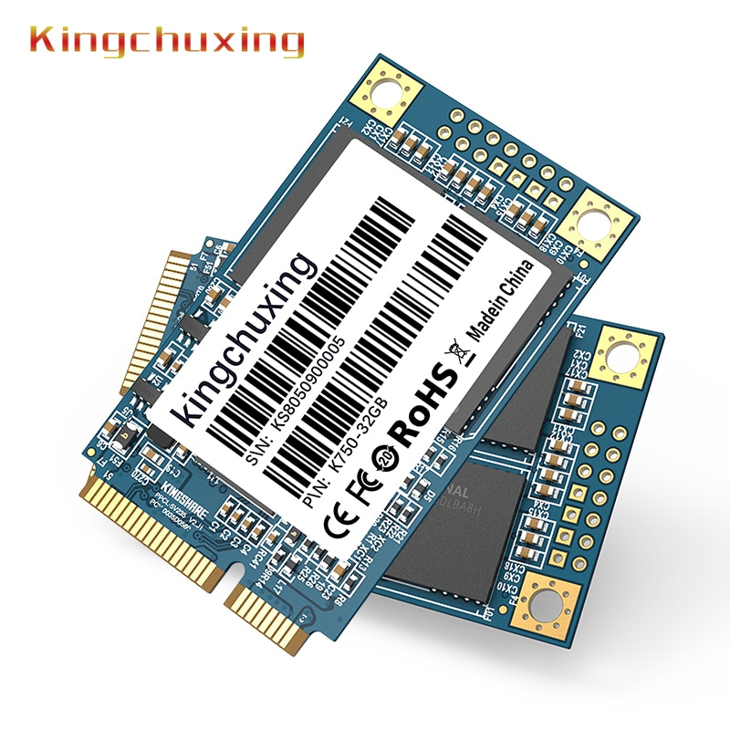 Kingchuxing mSATA SSD 500gb 512gb Solid State disk 1tb 256gb 128gb 64gb 32gb Hard Drive for Laptops notebook 3D NAND SSD drive