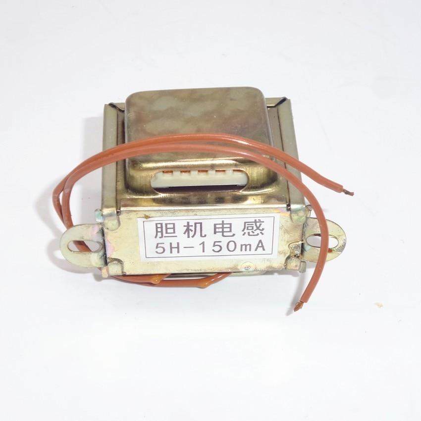 Однотрубный аудио усилитель контурный Фильтр Индуктивности дроссельная катушка индуктор 5H-150ma 78ohm