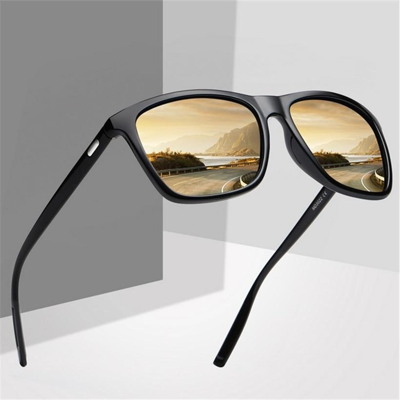 XojoX Polarized Sunglasses Men Brand High Quality Classic Driving Designer Sun Glasses Polarised Mal