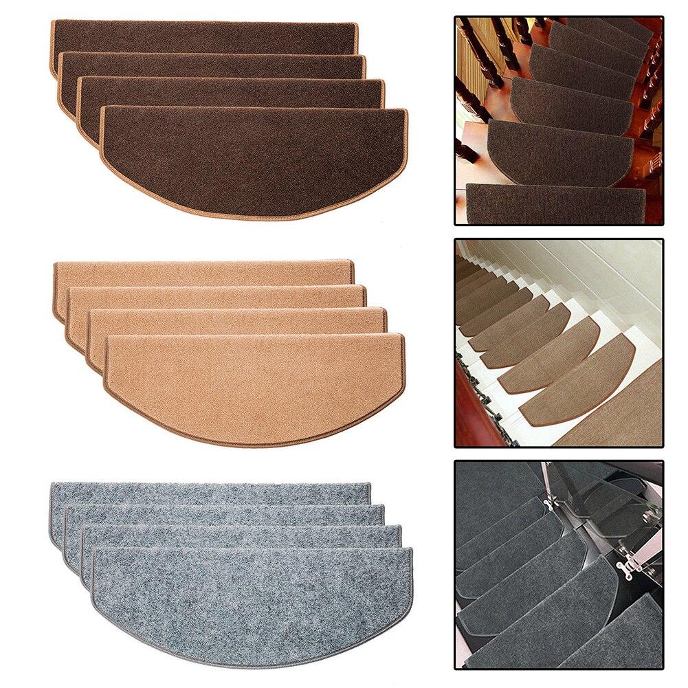 Tapete autoadesivo antiderrapante, proteção para escada e piso para casa, almofada de proteção para escada