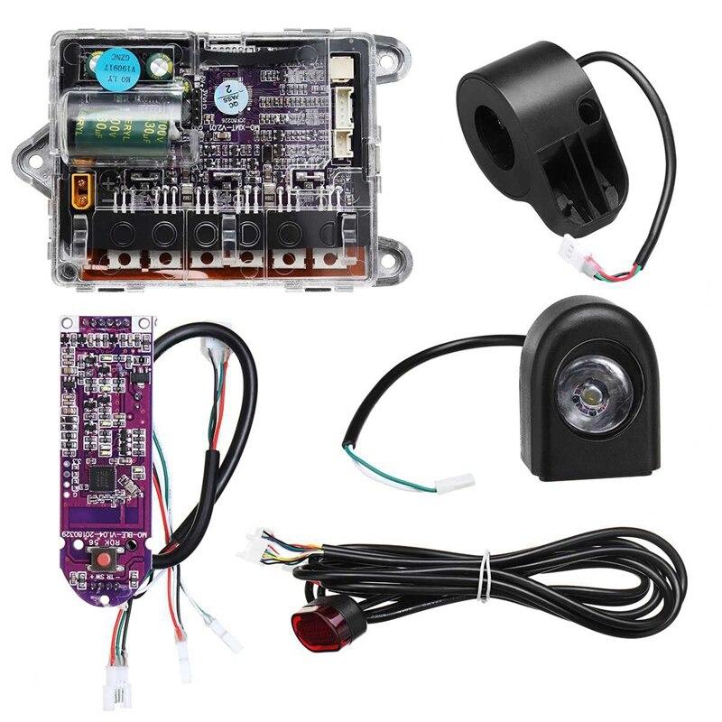 Электрический скутер импульсный источник питания Bluetooth шаблон материнская плата контроллер для Xiaomi M365