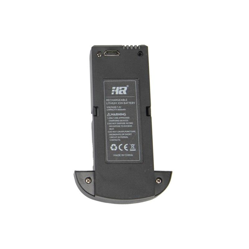 CDHS H1G GPS RC Quadcopter piezas de repuesto 7,4 V 850 mAh Lipo batería de Control remoto a ACC