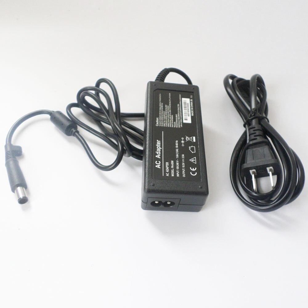 65 W Adaptateur secteur Pour HP Compaq Presario CQ20 CQ30 CQ35 CQ40 CQ45 CQ50 CQ60 463958-001 DV5 DV6 DV7 18.5 V 3.5A Chargeur Prise