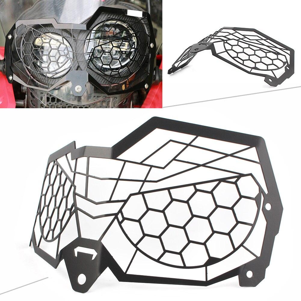 2018 CRF250 RALLY faro delantero rejilla cubierta protectora para Honda CRF250 Rally 2017-2018 2019 accesorios de motocicleta