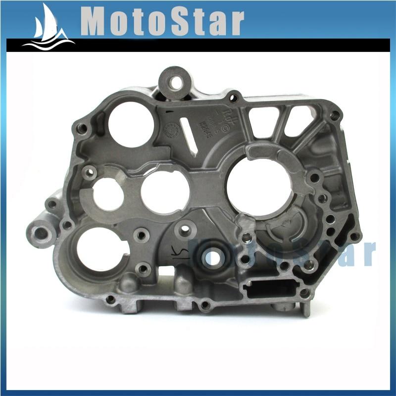 Cigüeñal derecho del motor YX140 para YX 140cc YX 140cc motor refrigerado por aceite 1P56FMJ Dirt Pit Bike