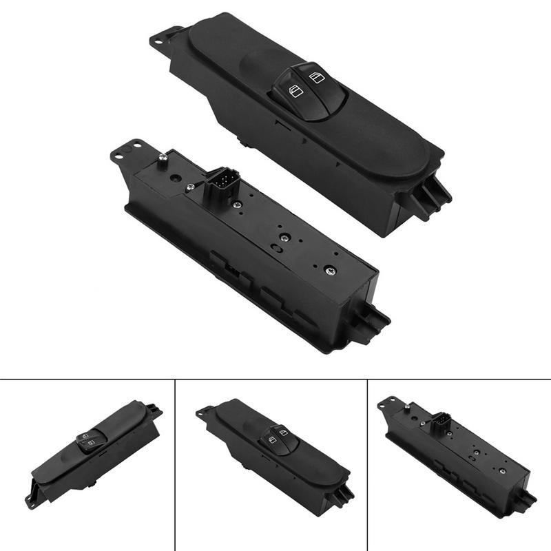 Master Power Janela Swich Controle Fit Para Mercedes 05-13 6395451513