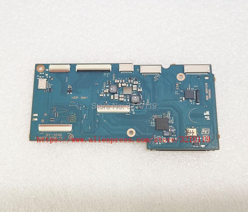 Original novo repair Câmera Digital parte do circuito PCB mainboard Para Sony DSC-HX300 HX300 motherboard placa principal