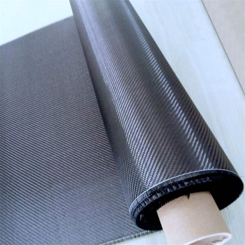 "Fibra de carbono Real tela 32 ""/82cm de ancho 3K 5,9 oz / 200gsm 2x2 sarga tejido de carbono para coche comercial partes de equipos deportivos"