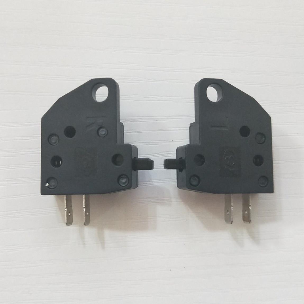 Front Left Right Brake Light Stop Switch Button For Honda CBR600RR CBR900RR CBR929RR CBR1000RR CBR1100XX CB600F CBR600F CB650