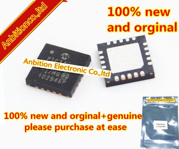10 piezas 100% nuevo y original PIC16F1503-I/MG PIC16F1503-I-MG QFN16 Flash de 14 pines, microcontroladores de 8 bits en stock