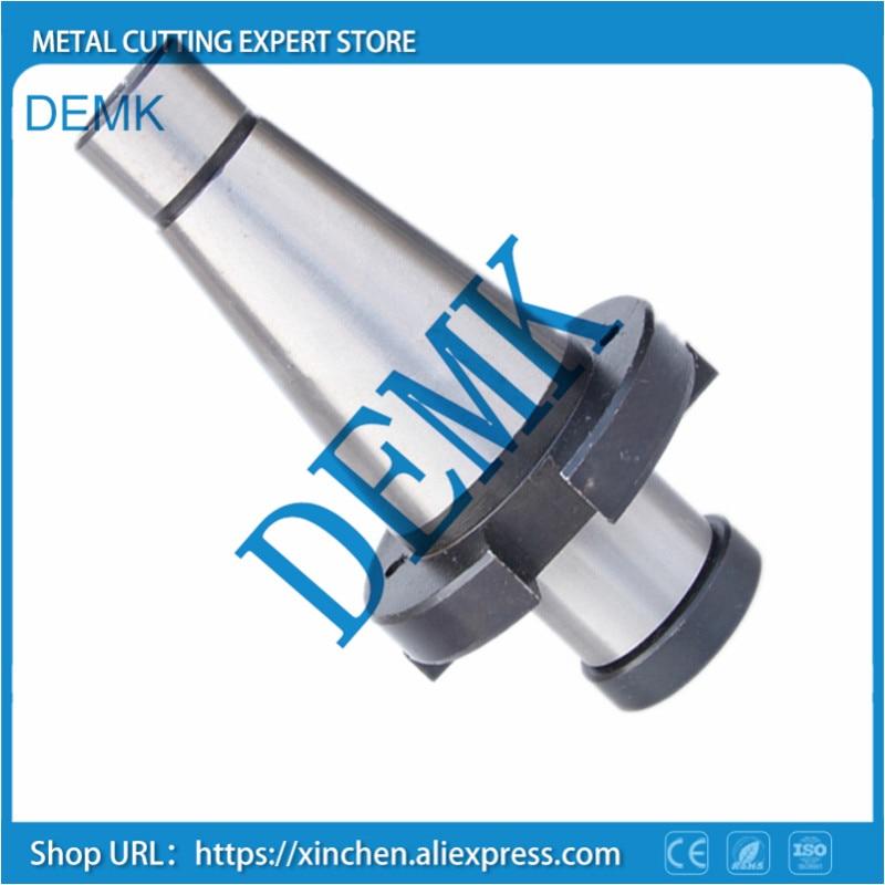NT40-FMB22/FMB27/FMB32/FMB40 фрезерная головка стрелы, лицевой фрезерный держатель, 724 шпиндель задней резьбы для механических фрезерных станков