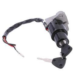 DT 125 R/TZR 250 XT/350 XT/600 Chave De Ignição Da Motocicleta Interruptor de Ignição Fechadura Eléctrica para Acessórios Da Motocicleta Yamaha