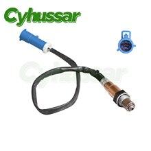 Alta Qualidade Sensor De Oxigênio O2 apto para FORD FOCUS C-MAX 1.8L 2.0L LS6603 3M519G444AA 1254769 0258006603 4 Lambda Fio