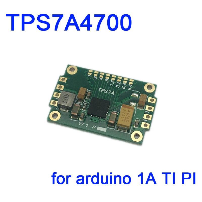 DYKB TPS7A4700 RF, módulo de potencia de Audio de bajo nivel de ruido DAC ADC, DC-DC de 3-36V a 3V, 3,3 V, 5V, 12V, 15V, 1A, ajustable para r3 Raspberry Pi