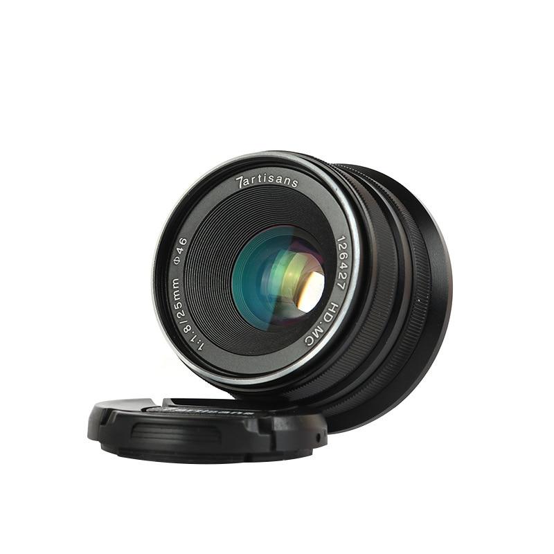 Micro SLR caméra Lentille 25 Mm F18 25-18 pour XA20 XT20 XA10 XT2 XA2. ..