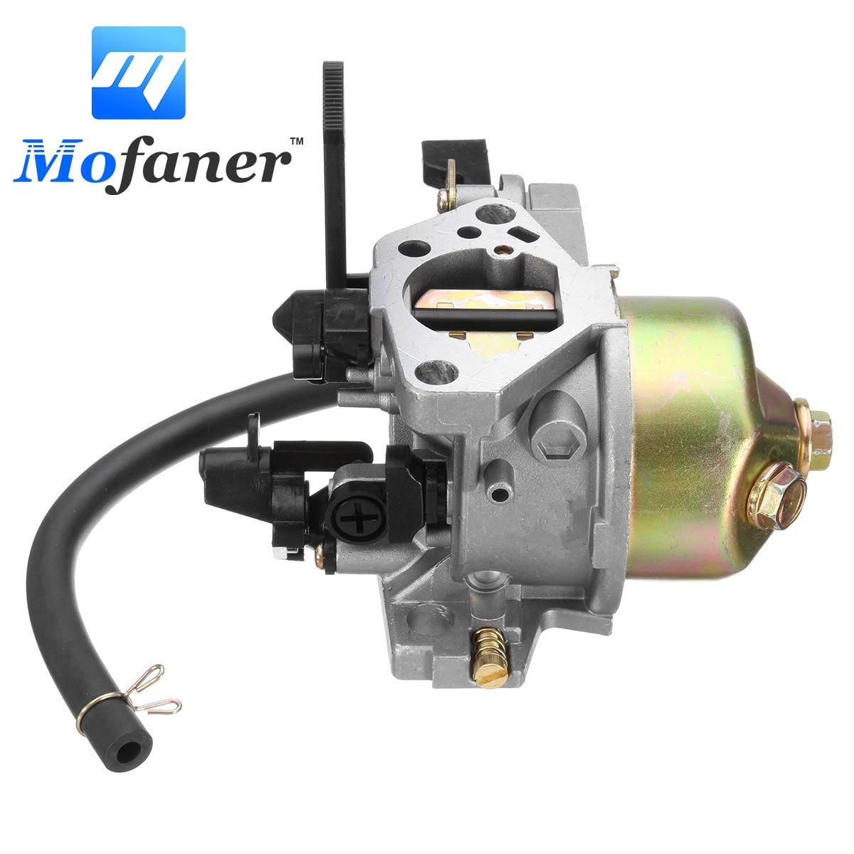 Carburador, cortacésped de carburador para HONDA GX390 GX 390 13 para motor HP 16100-ZF6-V01