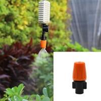 Garden Atomized Watering Automatic Watering Device Gardening Greenhouse Sprinkler Fog Head Rotary Irrigation Micro-sprinkler