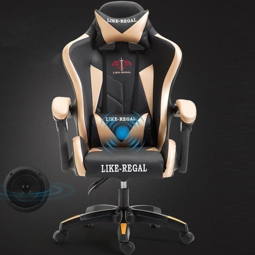 Домашняя мебель для работы компьютерная игра эргономичный стул на коленях босс