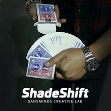 ShadeShift (حيلة و DVD) بواسطة SansMinds الإبداعية مختبر/قرب الشارع سيارة الخدع السحرية المنتجات اللعب الجملة شحن مجاني