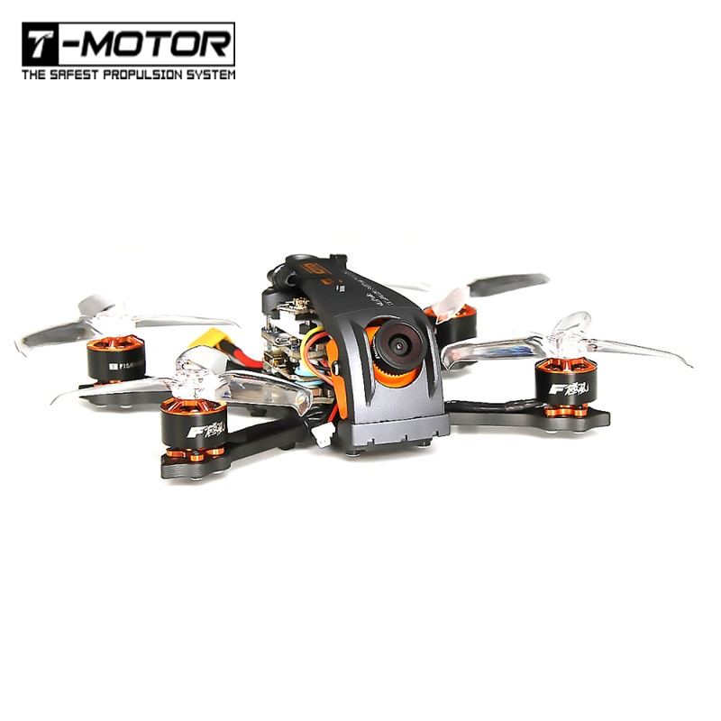 De moda T-Motor TM-2419 HD Edición 2 pulgadas 4S RC FPV Racing Drone modelos Quadcopter PNP RunCam Split Mini 2 TX200 F4 OSD