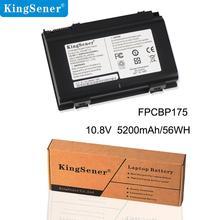 KingSener 10.8V 56WH Batteria FPCBP175 per Fujitsu LifeBook E780 AH550 AH530 A540 A550 A6210 A6220 A6230 E8410 E8420 FPCBP176