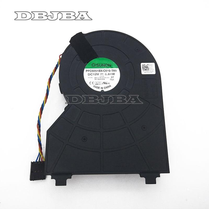 Para PVB120G12H-P01 J50GH-A00 ,J50GH 0J50GH 12V 0,75 4 Cable para DELL OptiPlex...