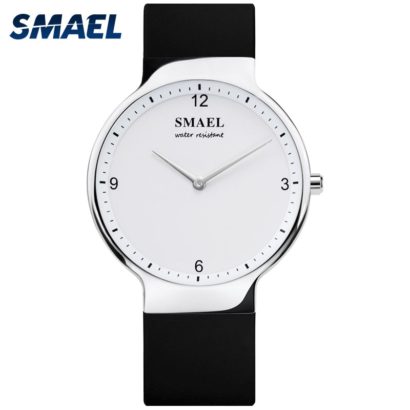 Фото - SMAEL Lover Couple Wristwatches Clock Women Digital Watch Men Waterproof Couple watch with Date 1835Gold Quartz Watches Silicone 2021 new sport travel lover watches carnival red digital clock gift for men waterproof electronics offers with free shipping