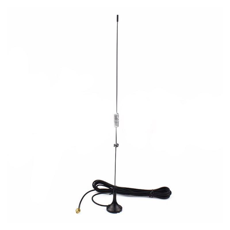 UT-106UV talkie-walkie antenne diamant SMA-F UT106 pour Radio jambon BAOFENG UV-5R BF-888S UV-82 UV-5RE longue antenne accessoires