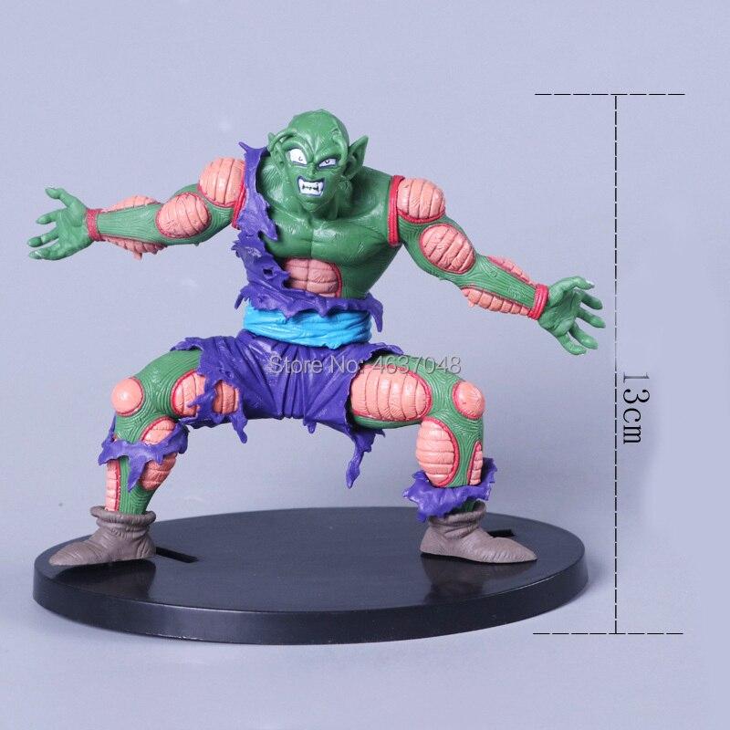 13 Cm Piccolo Super Saiyan Son Gohan Hercule Mark Piccolo Pvc Action Figure Broly Model Speelgoed
