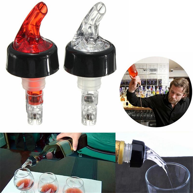 20 ml/30 ml Pourer Vinho Quantitativa Álcool Líquido Dispensador Garrafa Bico Decanter Wine KTV Barra de Ferramentas de Medição de Petróleo acessórios