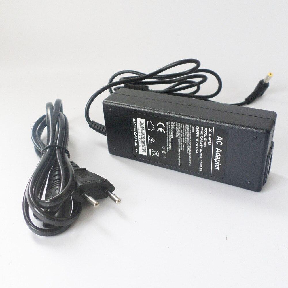 Nuevo adaptador de alimentación de CA cargador de batería para Acer Aspire 5332 6530 AS5810TZ-4657 7741Z-4592 7750 AS4820T AS5250 AS5251-1805 19 V 90 W