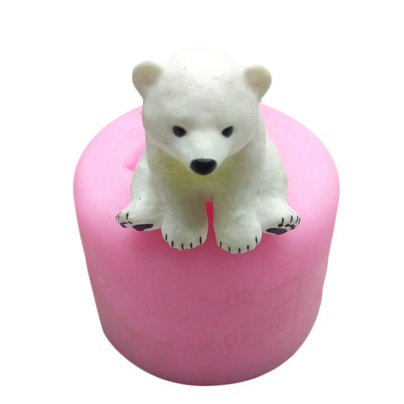AliExpress - Polar Bear Shaped Mold Silicone Mold Cake Chocolate Mold Wedding Cake Decorating Tools Fondant Sugar Craft Kitchen Cake Molds