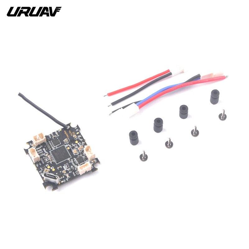 URUAV Crazybee F4 PRO V2 Flight Controller Kompatibel Frsky/ Flysky/ DSM2/DSMX Empfänger für UR85/UR85HD whoop FPV Racing Drone