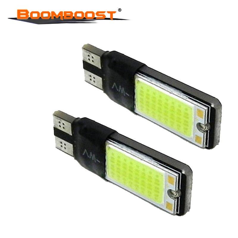 2 unids/lote 5w lámpara LED luz LED ancho freno estacionamiento luces de respaldo estilo de coche nueva llegada