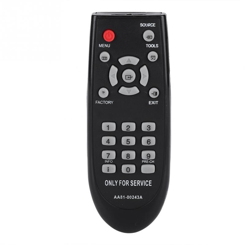 Mando a distancia de repuesto, mando a distancia inteligente para Samsung TV AA81-00243A