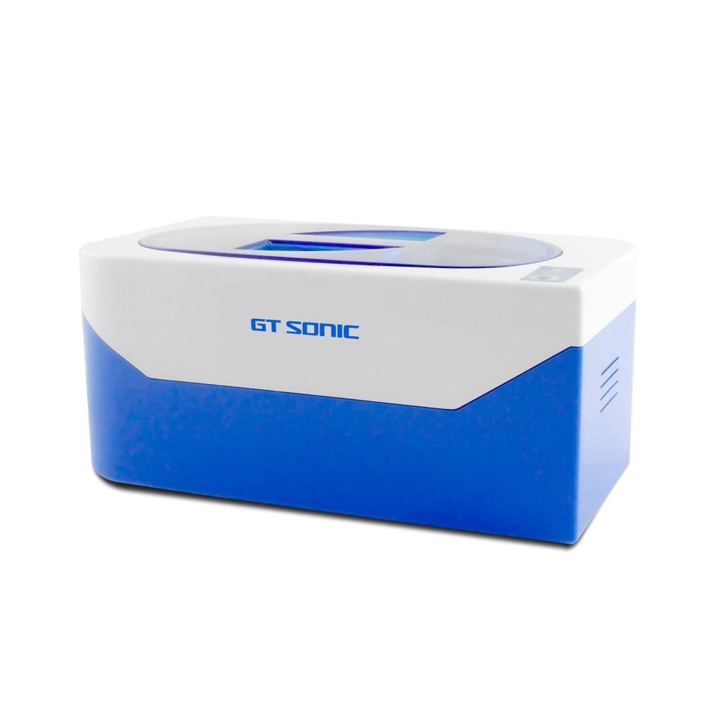 GTSONIC VGT-900 بالموجات فوق الصوتية الأنظف 400 مللي للمجوهرات الأسنان نظارات الأسنان بالموجات فوق الصوتية