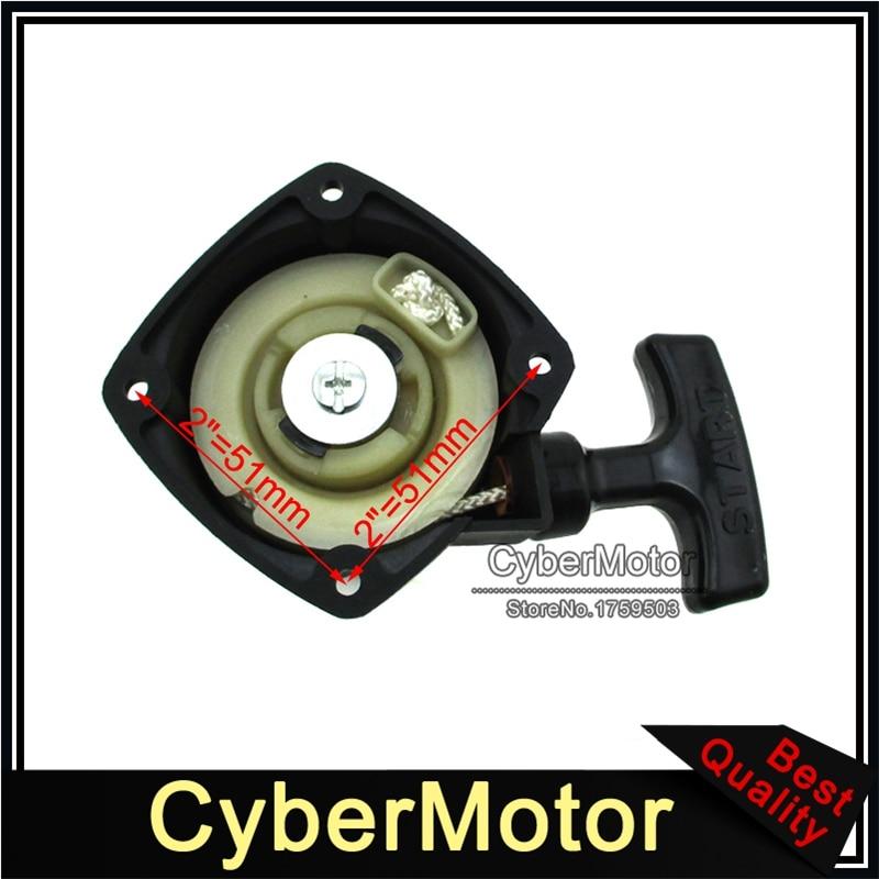 Pull Start Starter Recoil Voor 23cc Zenoah G23LH Motor Goped Sport Bigfoot Liquimaticr