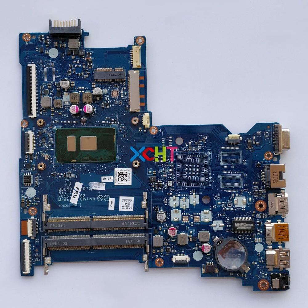 858581-601 858581-001 BDL50 LA-D704P UMA w i5-6200U CPU für HP 250 G5 Notebook PC Laptop Motherboard mainboard