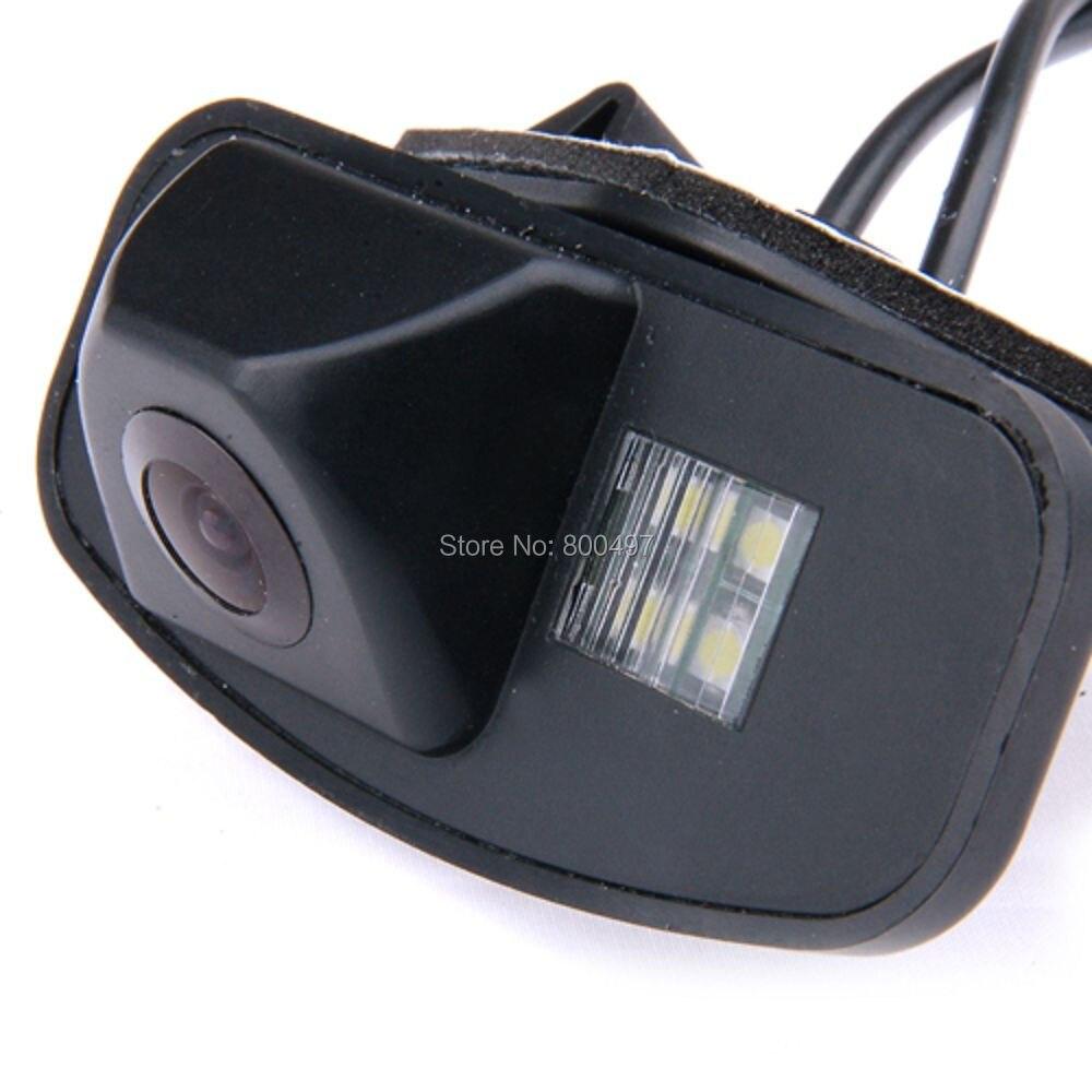 CCD HD Auto Rückansicht Reverse Einparkhilfe Kamera Wasserdichte IP67 für Honda Fit Jazz Odyssey CRV Elysion