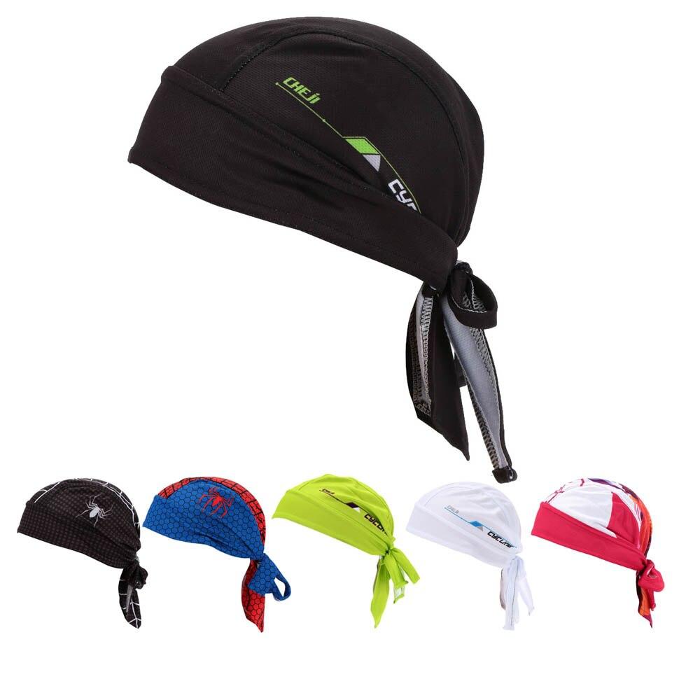 Велосипедная бандана на лицевой стороне для мужчин и женщин для спорта на открытом воздухе велосипедная дышащая шляпа Быстросохнущий вело...