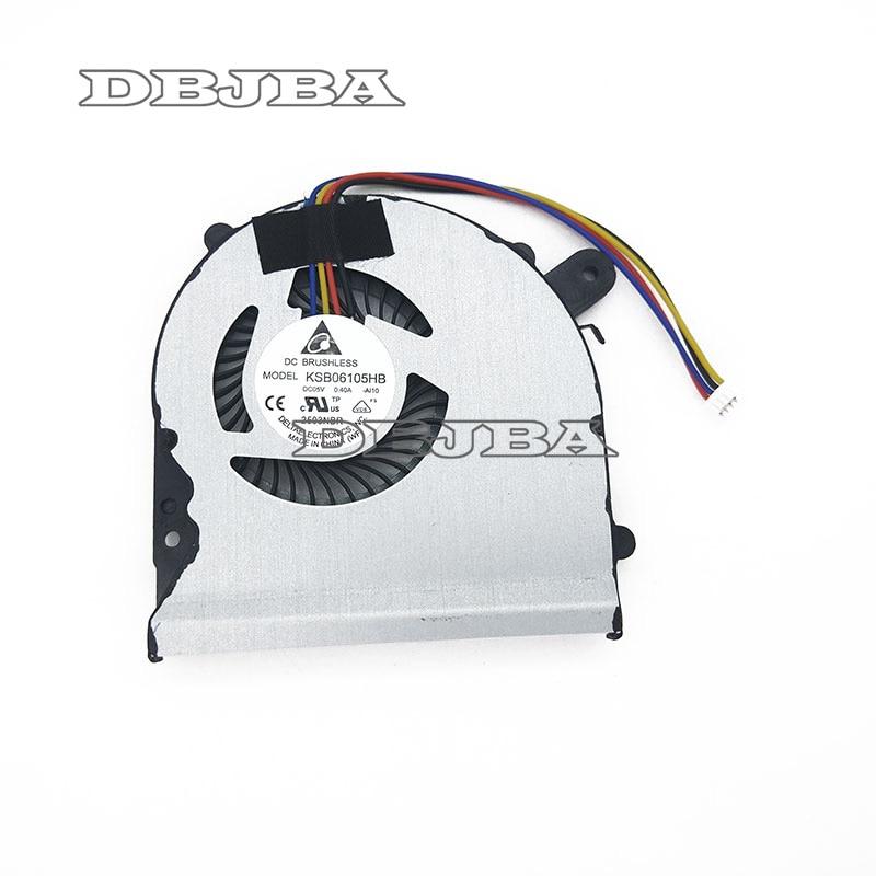 13NB0051AM06-01 13NB0051T01011 CPU ventilador de refrigeración para Asus S400 S400CA S400C S400E X402C S500 S500C S500CA X502CA enfriador de cpu