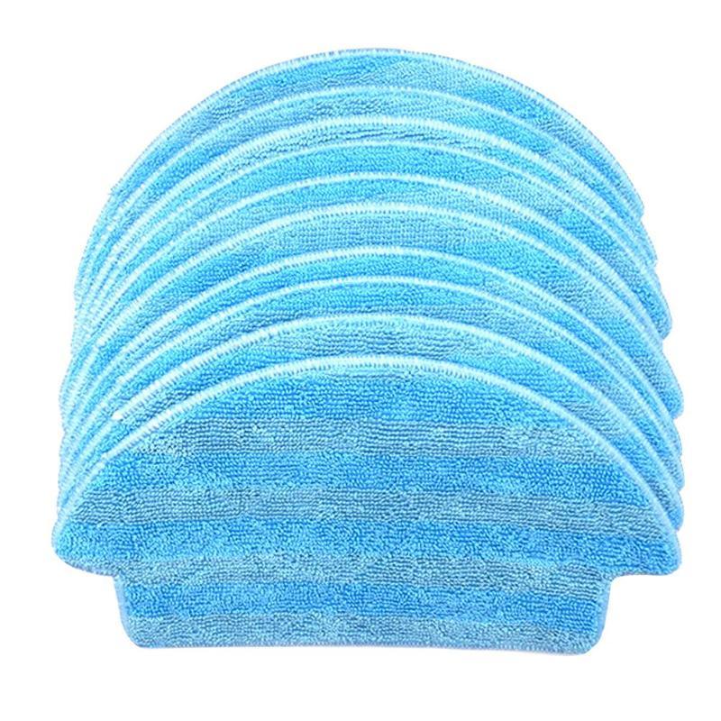 1 uds, paño de mopa, piezas de limpieza adecuadas para Xiaomi/Mijia Roborock S50 S51, aspiradora, Robot, paños para fregar el suelo del hogar