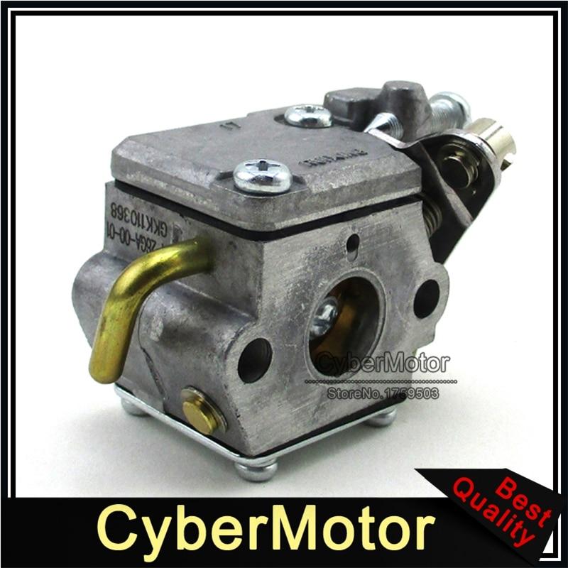 Carburador Carb Para 4117-120-0605 Stihl Aparadores FS51 FS61 FS62 FSR65 FS90 BG60 BG61 WALBRO WT-38-1 WT-38 WT-38B